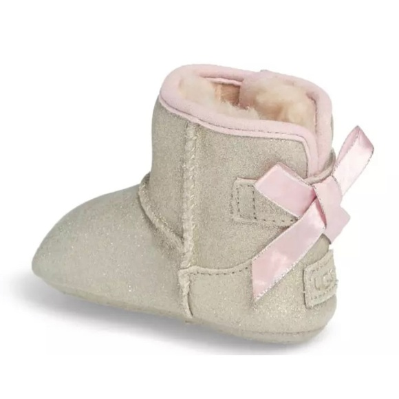 9337a14c353 NEW TODDLER INFANT BABY UGG BOOTS KEELAN GLITTLER NWT